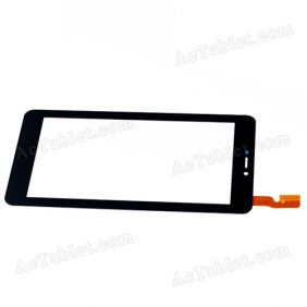 F-WGJ70466-V1 Digitizer Glass Touch Screen Replacement for 7 Inch MID Tablet PC