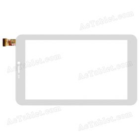 ZYD070-99V01 Digitizer Glass Touch Screen Replacement for 7 Inch MID Tablet PC