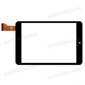 PB78A9127 Digitizer Glass Touch Screen Replacement for 7.9 Inch MID Tablet PC
