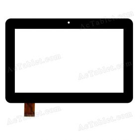 ZJ-70059A Digitizer Glass Touch Screen Replacement for 7 Inch MID Tablet PC