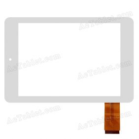 MJK-0119 Digitizer Glass Touch Screen Replacement for 8 Inch MID Tablet PC