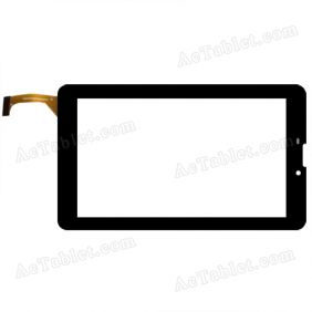 CN037C0700G12V0 Digitizer Glass Touch Screen Replacement for 7 Inch MID Tablet PC