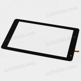 F-WGJ90017-V3 Digitizer Glass Touch Screen Replacement for 8.9 Inch MID Tablet PC