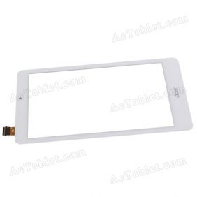 OLM-080C0495-FPC Digitizer Glass Touch Screen Replacement for 8 Inch MID Tablet PC