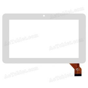 PB70A1609 Digitizer Glass Touch Screen Replacement for 7 Inch MID Tablet PC
