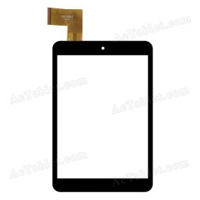 XN1308V1 Digitizer Glass Touch Screen Replacement for 7.9 Inch MID Tablet PC