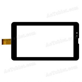 70036 Digitizer Glass Touch Screen Replacement for 7 Inch MID Tablet PC