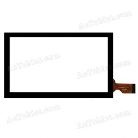 CZY6888C01-FPC Digitizer Glass Touch Screen Replacement for 7 Inch MID Tablet PC
