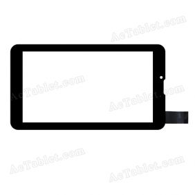 HS1275 V006 PG Digitizer Glass Touch Screen Replacement for 7 Inch MID Tablet PC
