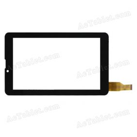 LS-F1B374A Digitizer Glass Touch Screen Replacement for 7 Inch MID Tablet PC
