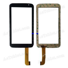 HH070FPC-092A-HRT Digitizer Glass Touch Screen Replacement for 7 Inch MID Tablet PC