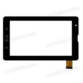 XC-PG0700-050-A1 Digitizer Glass Touch Screen Replacement for 7 Inch MID Tablet PC
