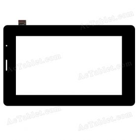 C192117A1-PG FPC643DR02_02 Digitizer Glass Touch Screen Replacement for 7 Inch MID Tablet PC