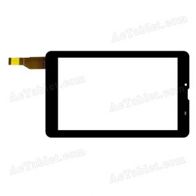 0230-B Digitizer Glass Touch Screen Replacement for 7 Inch MID Tablet PC