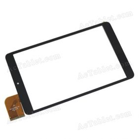FPC-FC80J115-02 Digitizer Glass Touch Screen Replacement for 8 Inch MID Tablet PC