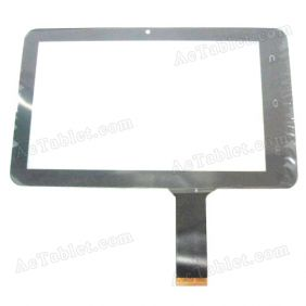 SG5326A-FPC-V0 Digitizer Glass Touch Screen Replacement for 7 Inch MID Tablet PC