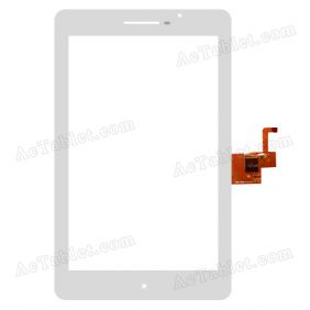FPC-YCTP70002FD Digitizer Glass Touch Screen Replacement for 7 Inch MID Tablet PC