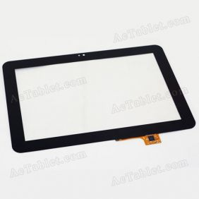 WGJ1075-V2 Digitizer Glass Touch Screen Replacement for 10.1 Inch MID Tablet PC