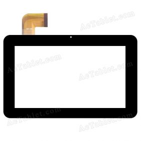 YDT1164 Digitizer Glass Touch Screen Replacement for 7 Inch MID Tablet PC