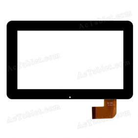 MJK-0092 Digitizer Glass Touch Screen Replacement for 7 Inch MID Tablet PC