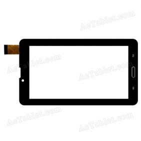 RSD-005-008 Digitizer Glass Touch Screen Replacement for 7 Inch MID Tablet PC
