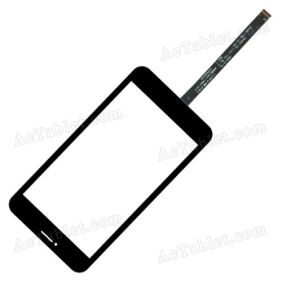 HOTATOUCH C191100A1-FPC789DR Digitizer Glass Touch Screen Replacement for 7 Inch MID Tablet PC