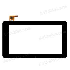TOPSUN_G7079_A1 Digitizer Glass Touch Screen Replacement for 7 Inch MID Tablet PC
