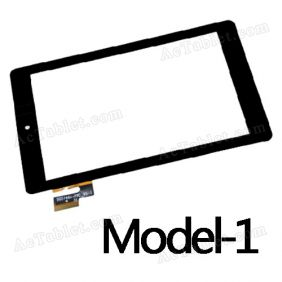 F0899 Digitizer Glass Touch Screen Replacement for 7 Inch MID Tablet PC