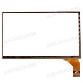 PINGBO PB70TQ8018-WM Digitizer Glass Touch Screen Replacement for 7 Inch MID Tablet PC