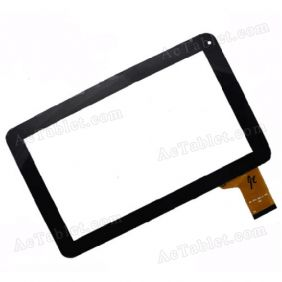 YLD-CEG9059-FPC-A0 Digitizer Glass Touch Screen Replacement for 9 Inch MID Tablet PC
