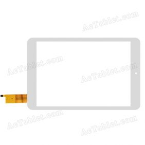 Digitizer Glass Touch Screen Replacement for FNF ifive Air RK3288 Quad Core 9.7 Inch Tablet PC