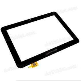 F-WGJ10169-V3 Digitizer Glass Touch Screen Replacement for 10.1 Inch MID Tablet PC