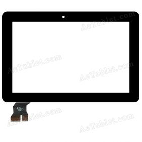 MCF-101-1521-V1.0 Digitizer Glass Touch Screen Replacement for 10.1 Inch MID Tablet PC
