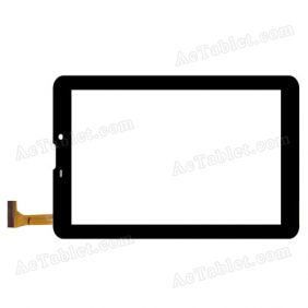 CN007C0785-FPC-V0 CYX Digitizer Glass Touch Screen Replacement for 7.9 Inch MID Tablet PC