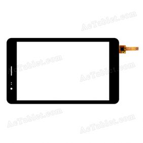 OLM-080D0236-FPC Digitizer Glass Touch Screen Replacement for 8 Inch MID Tablet PC