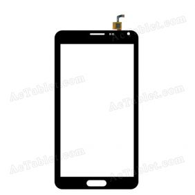 BHQ057FW591-V1.0 Digitizer Glass Touch Screen Replacement for Android Phone