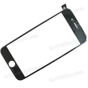 QK-V68.C.20140722 Digitizer Glass Touch Screen Replacement for Android Phone