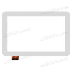 FPC-FC90S065-00 Digitizer Glass Touch Screen Replacement for 9 Inch MID Tablet PC