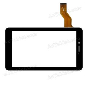 FPC-CY070160-00 Digitizer Glass Touch Screen Replacement for 7 Inch MID Tablet PC