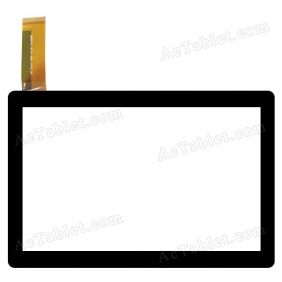 XRDPG-070-001-FPC JC Digitizer Glass Touch Screen Replacement for 7 Inch MID Tablet PC