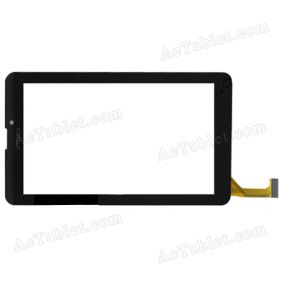 ZJ-70111A FHX Digitizer Glass Touch Screen Replacement for 7 Inch MID Tablet PC