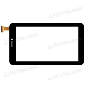 CN015C0700G12-V0 Digitizer Glass Touch Screen Replacement for 7 Inch MID Tablet PC