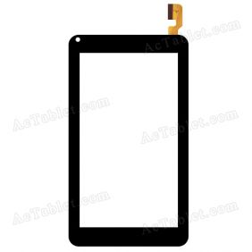 CN016-V0 Digitizer Glass Touch Screen Replacement for 7 Inch MID Tablet PC