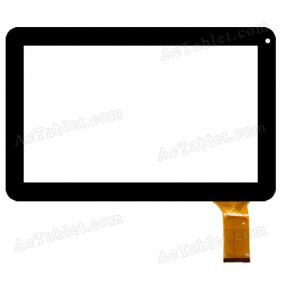 ZYD101PXA-25V01 Digitizer Glass Touch Screen Replacement for 10.1 Inch MID Tablet PC