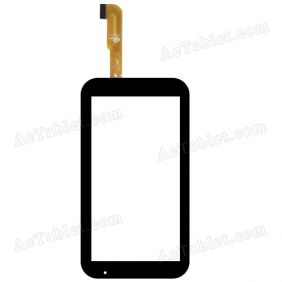 GT70PH830 FPC FHX Digitizer Glass Touch Screen Replacement for 7 Inch MID Tablet PC