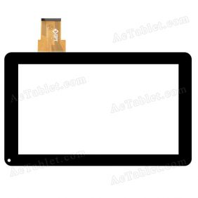 300-N3843M-A00-V1.0 Digitizer Glass Touch Screen Replacement for 9 Inch MID Tablet PC