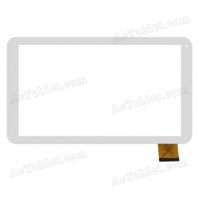 FPC-UP101276A1-V01 Digitizer Glass Touch Screen Replacement for 10.1 Inch MID Tablet PC