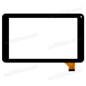 VTC5070A83-FPC-1.0 Digitizer Glass Touch Screen Replacement for 7 Inch MID Tablet PC