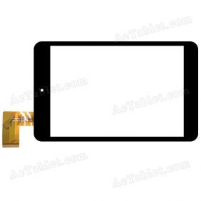 FF20140416 HK80DR2341 Digitizer Glass Touch Screen Replacement for 7.9 Inch MID Tablet PC