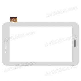 TPC1222Z VER4.0 Digitizer Glass Touch Screen Replacement for 6.2 Inch MID Tablet PC